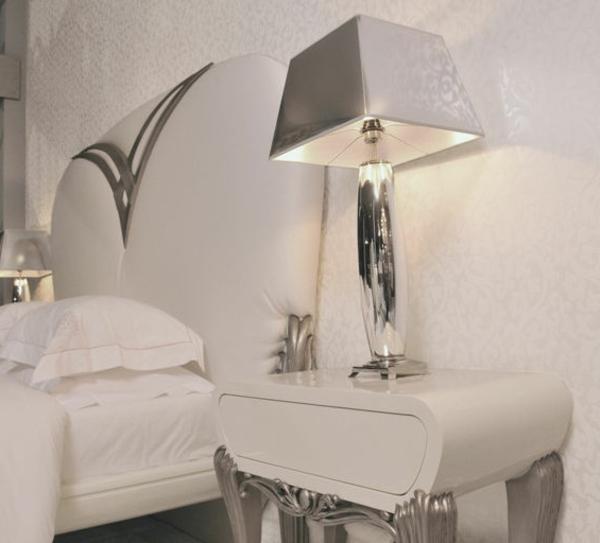 Le chevet baroque rennaissance d 39 un meuble classique for Lampe de chevet originale