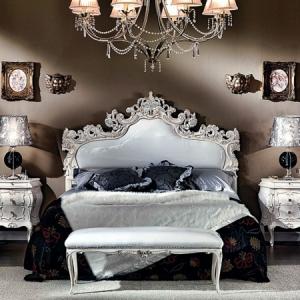 Le chevet baroque, rennaissance d'un meuble classique