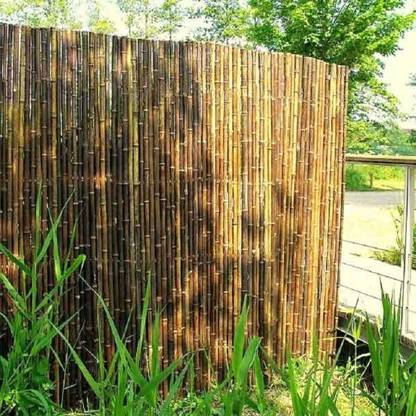 cloture-en-bambou-naturel-noir-afin