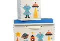 Un coffre à jouets original – idées intéressantes