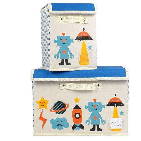 coffre-à-jouets-à-thème-robotique
