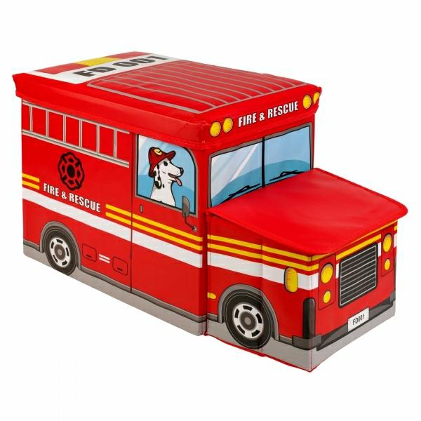 coffre-à-jouets-voiture-rouge