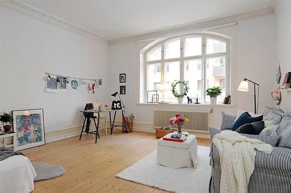 coloré-etconfortalbe-style-meuble-scandinave
