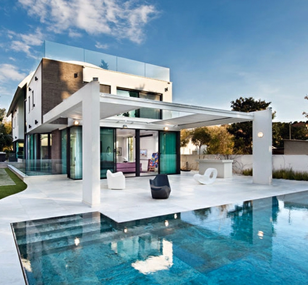 l 39 architecture minimaliste d 39 ext rieur en cube