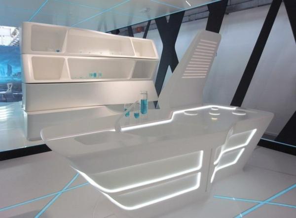 cool-design-éclairage-du-bar-en-blanc
