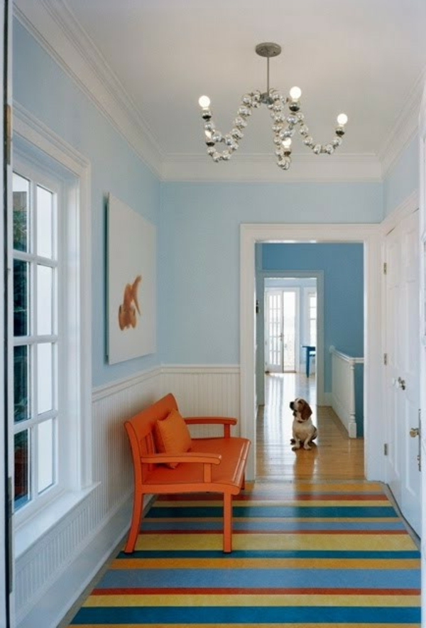 Faire un d co de couloir contemporain - Idee decoratie interieur corridor ...