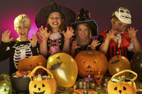 costume-de-halloween- déguisement-Halloween-d'enfant