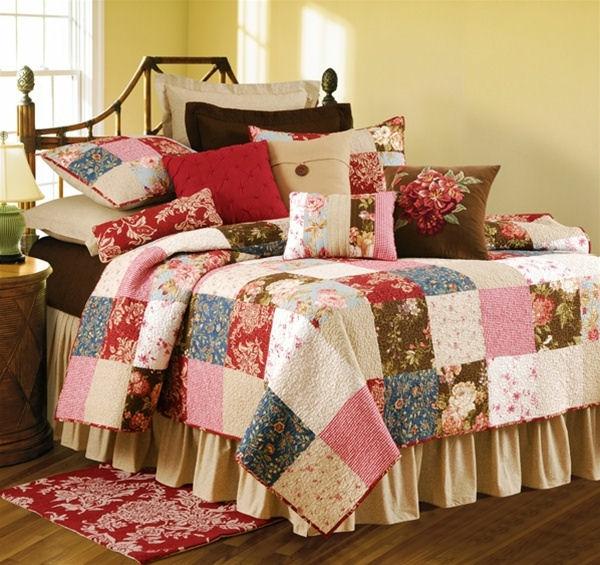 couvre-lit-patchwork-chambre-d'enfants