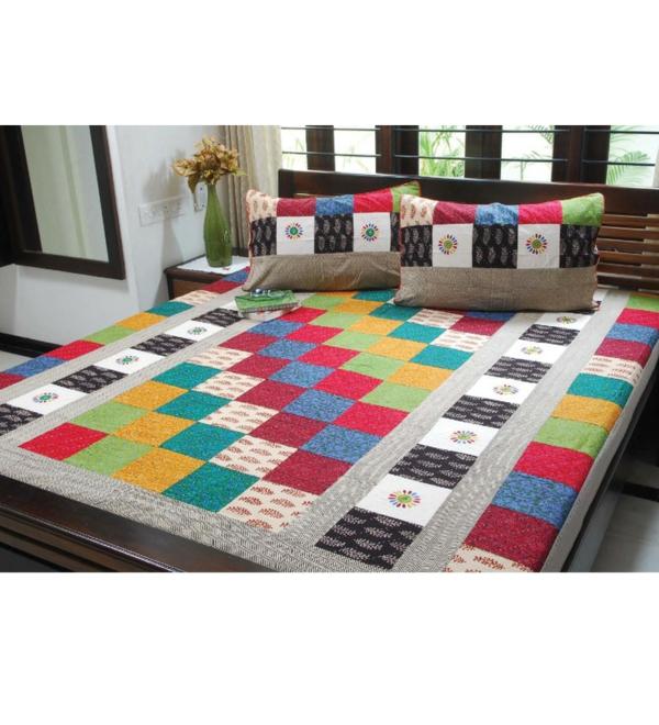couvre-lit-patchwork-mosaique