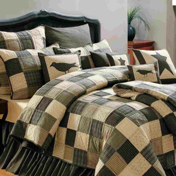 couvre-lit-patchwork-petits-carrés