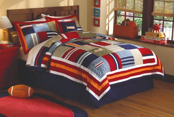 couvre-lit-patchwork-pour-chambre-de-garçon