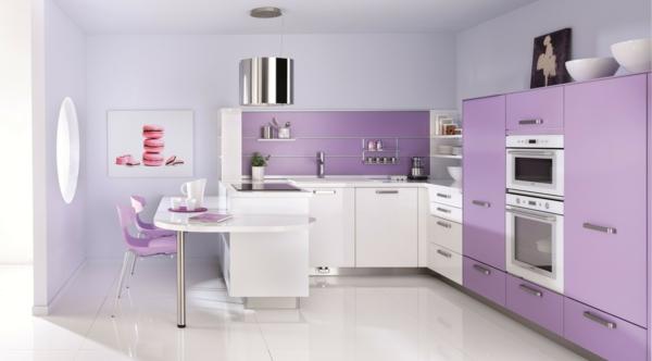 cuisine-schmidt-mobilier-en-blanc-et-lilas