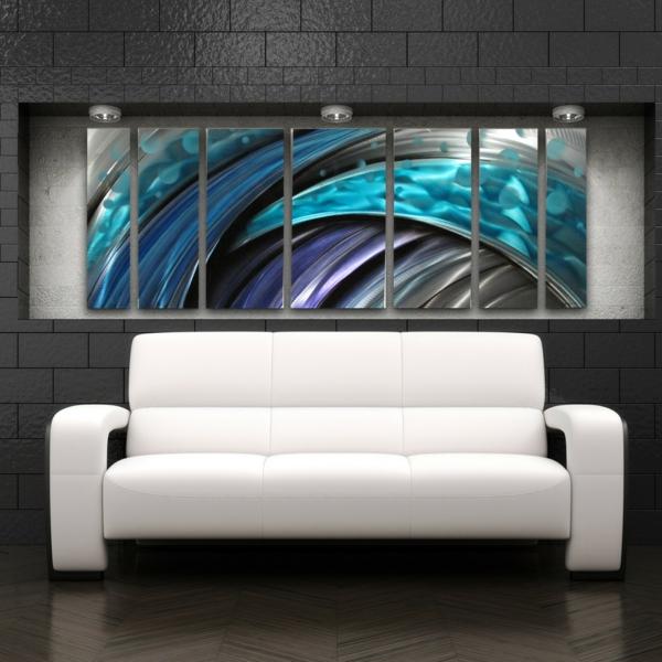 décoration-murale-originale-art-en-métal