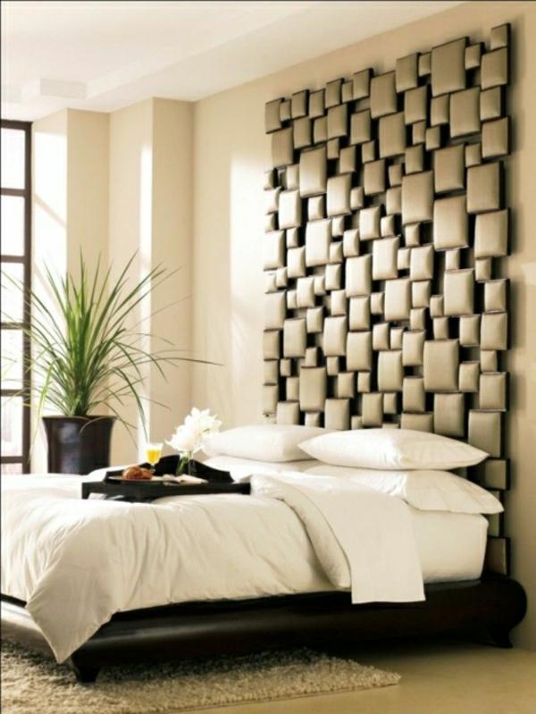 décoration-murale-originale-dans-une-chambre-à-coucher