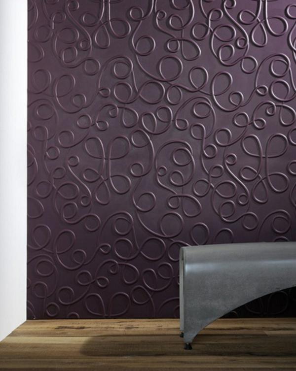 décoration-murale-originale-mur-pourpre