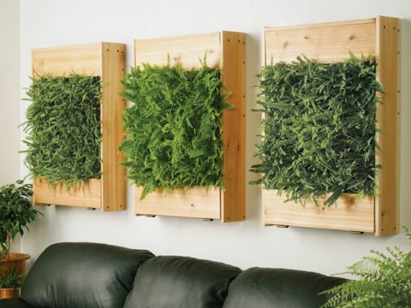 décoration-murale-originale-pannels-muraux-plantes-vertes-naturelles