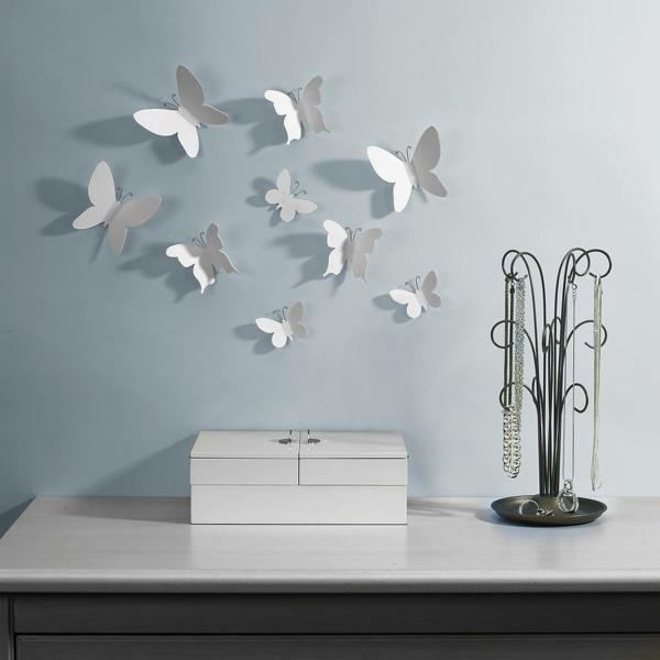 décoration-murale-originale-papillons