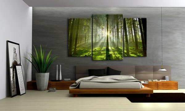 décoration-murale-originale-photos-enchantantes