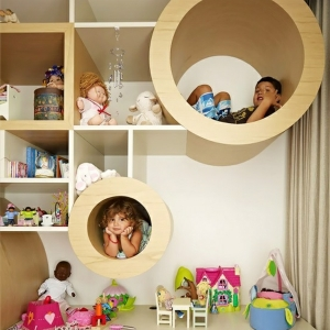 Choisir une étagère d'enfant