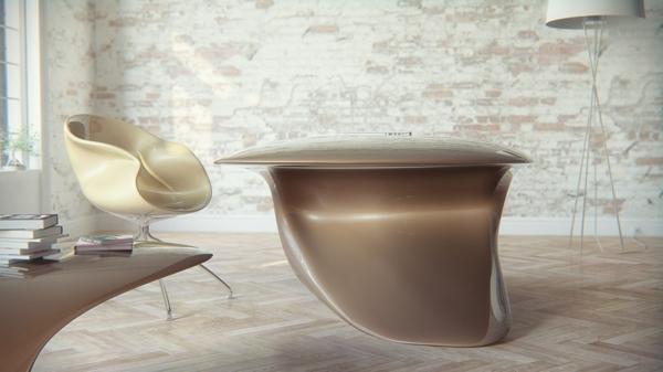 ensemble-table-et-chaise-design-beige-élégant