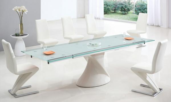 ensemble-table-et-chaise-intérieur-futuristique