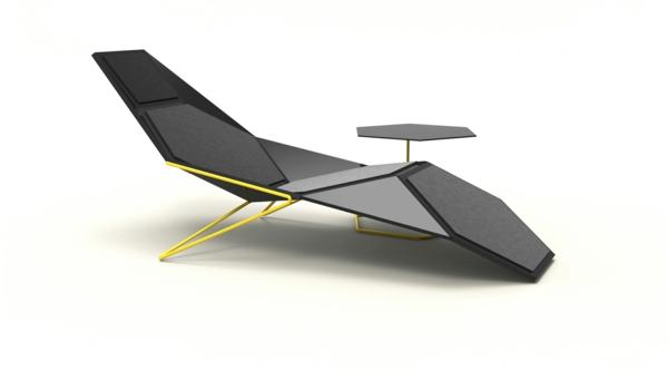ensemble-table-et-chaise-chaise-longue-futuristique