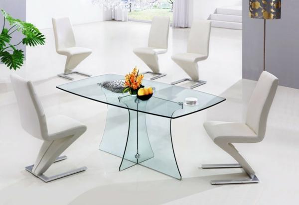 ensemble-table-et-chaise-chaises-panton