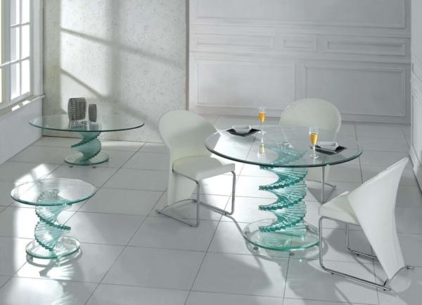 ensemble-table-et-chaise-table-en-verre-et-chaises-originales