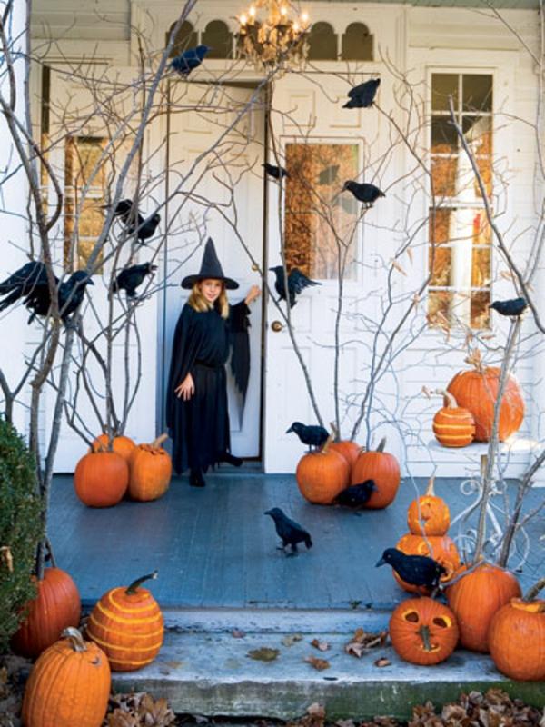 extérieur-décration-de-Halloween