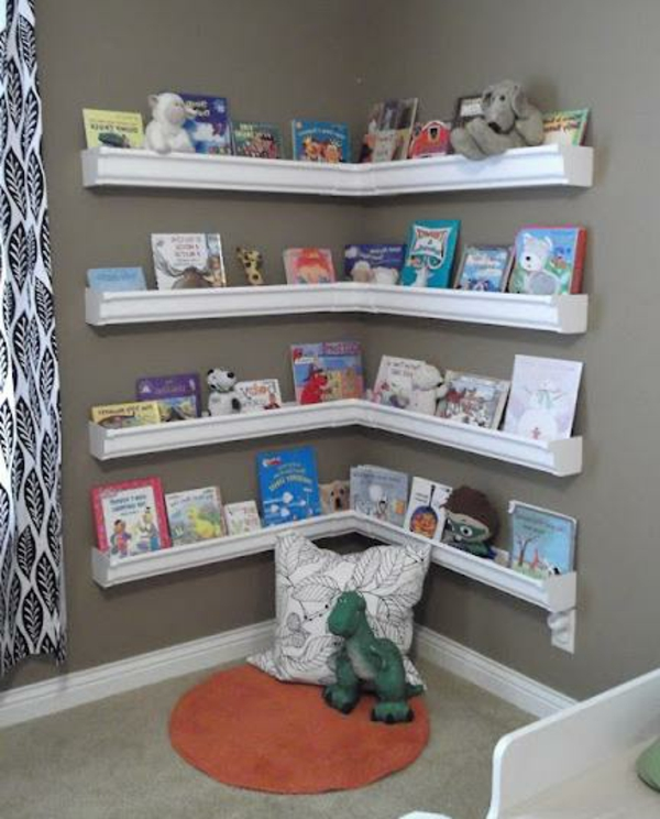 39 mod les de meuble biblioth que d 39 enfant - Fabriquer une bibliotheque originale ...