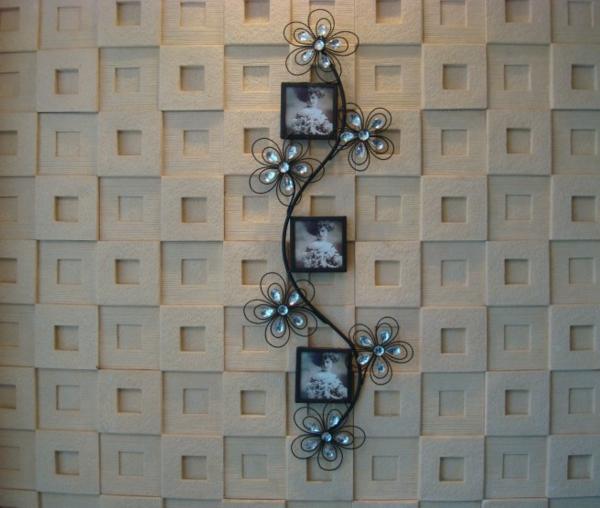 florale-motife-pour-la-mur
