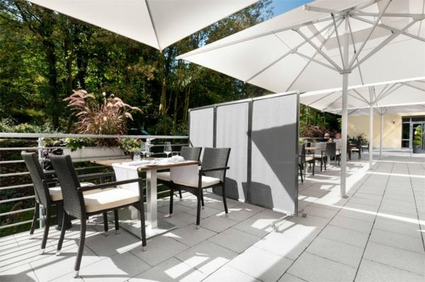 paravent fr terrasse affordable ralisations rcentes du paravent tlescopique with paravent fr. Black Bedroom Furniture Sets. Home Design Ideas