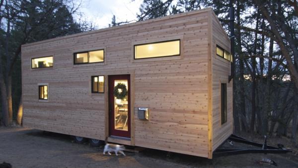 L 39 architecture minimaliste d 39 ext rieur en cube Petite maison minimaliste