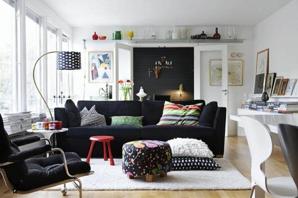 intérieur-architecture-en-noir-et-blanc