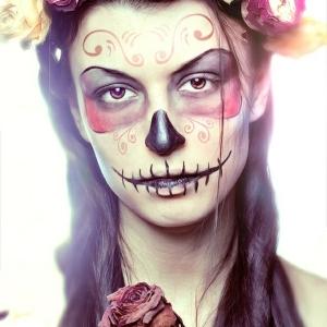 Original déguisement Halloween pour femme