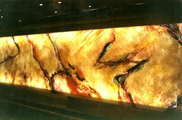la-peinture-trompe-l' oeil-imitation-de-marbre-peinture-murale
