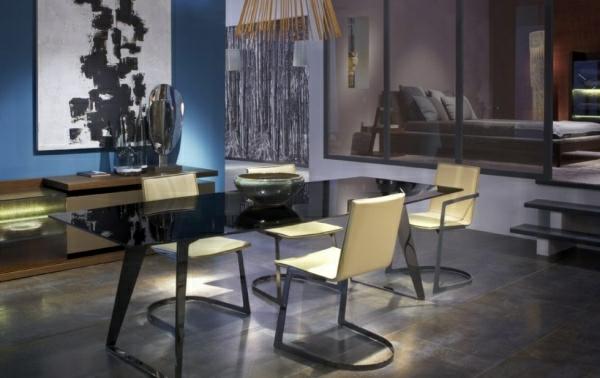 La table roche bobois fonctionnalit et id es cr atives - Table en verre roche bobois ...