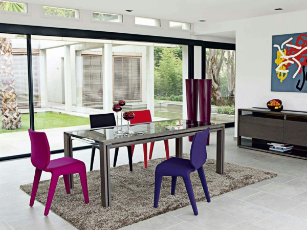 la table roche bobois fonctionnalit et id es cr atives. Black Bedroom Furniture Sets. Home Design Ideas