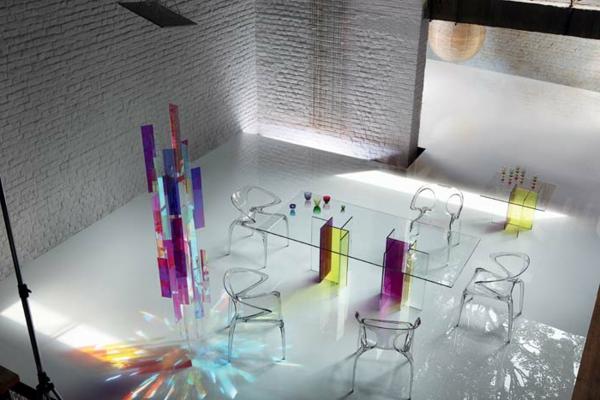 La table roche bobois fonctionnalit et id es cr atives - Table de salon en verre roche bobois ...
