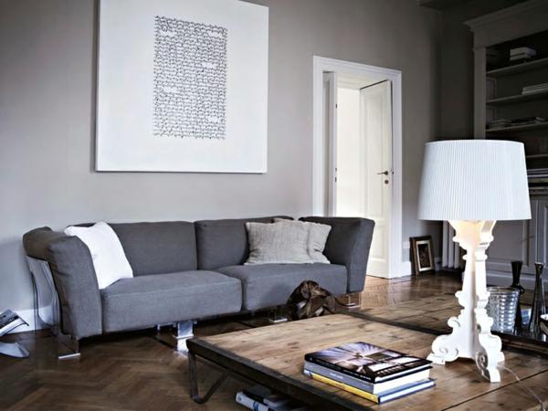 lampe-bourgie-élégante-dans-une-salle-de-séjour-moderne