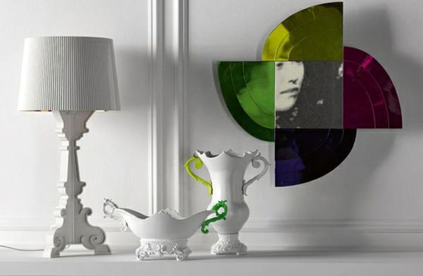 lampe-bourgie-blanche -et-une-déco-fantastique