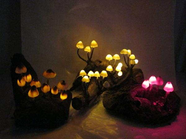 lampe-champignon-très-réalistique
