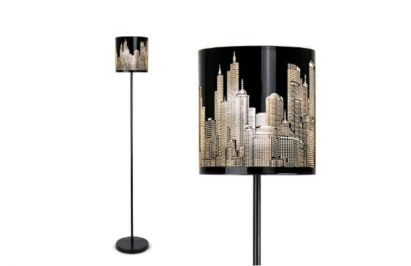 La lampe de chevet new york l gance et praticit for Lampe de chevet moderne