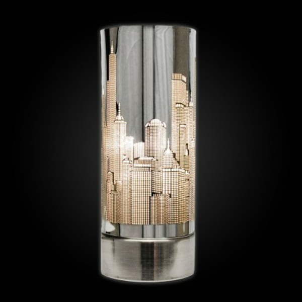 lampe-de-chevet-new-york-gratte-ciels-cylindre