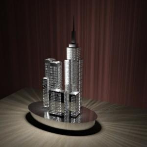 La lampe de chevet new york - élégance et praticité