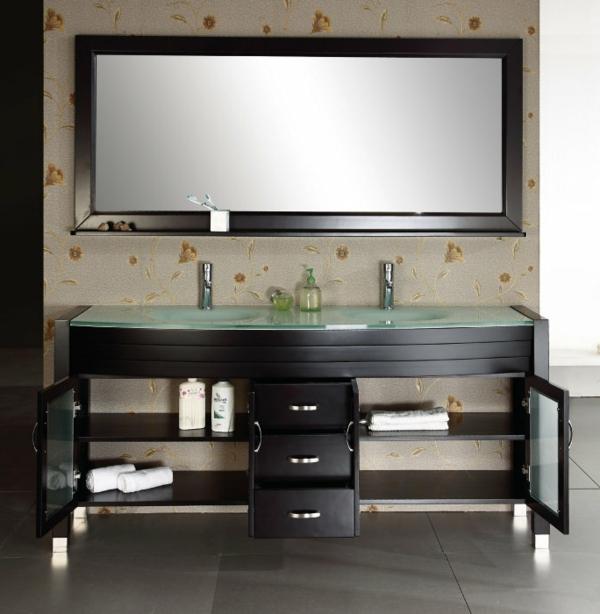 lavabo-à-double-vasque-grand-miroir-mural