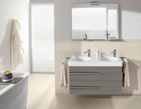 lavabo-à-double-vasque-intérieur-couleurs-clairs