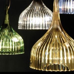 Les lampes kartell - une magnificence pratique