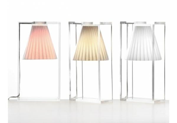 les-lampes-kartell-trois-lampes-élégantes