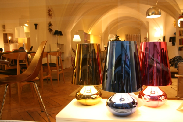 les-lampes-kartell-trois-lampes